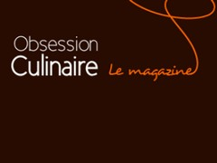 Newsletter Obsession Culinaire