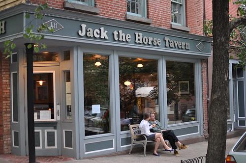 jack the horse tavern bar restaurant brooklyn heights ny