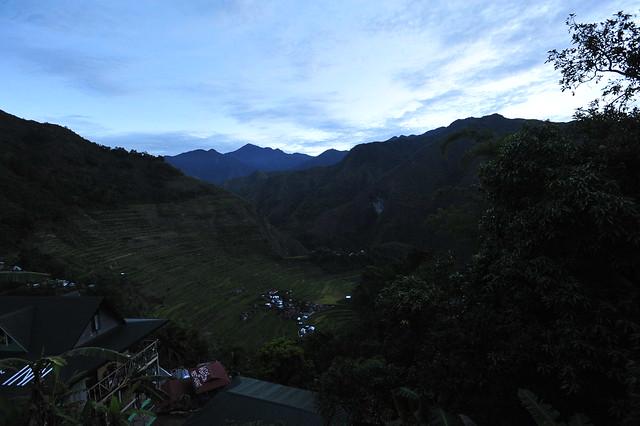 Batad at dawn