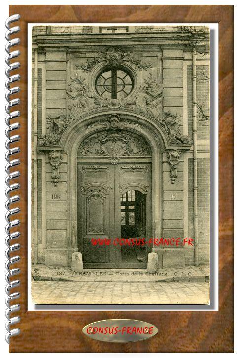 187 VERSAILLES - La Porte de la Chefferie