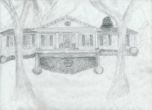 Revival Ranch sketch