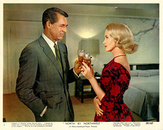 North By Northwest (1959) - still (Advertising Hitchcock) Tags: carygrant evamariesaint northbynorthwest northbynorthwest1959