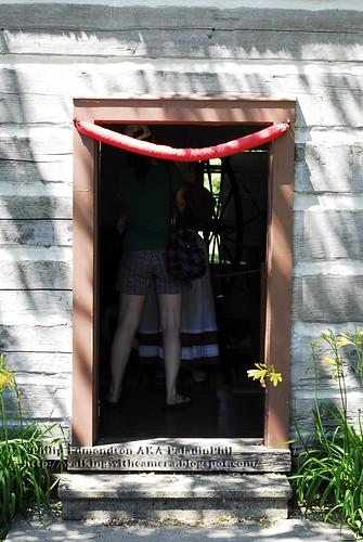 Doors Open Toronto: Scadding Cabin