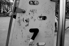 Z z (Donato Buccella / sibemolle) Tags: blackandwhite bw playground milano parcogiochi santagostino myfavouritemodel parcosolari canon400d mg1247 sibemolle thisisnotstreet