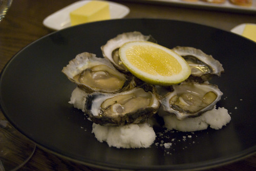 culter and co oysters