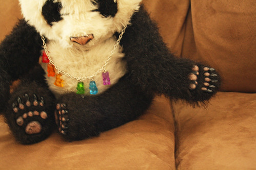 Sharing with Panda