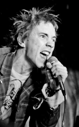 Johnny Rotten Sex Pistols The Official Website