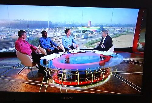 ITV World Cup Panel