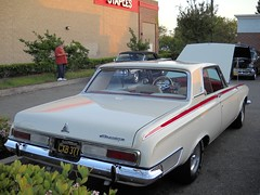 1963 Dodge Polara 'CXB 377' 2 (Jack Snell - Thanks for over 26 Million Views) Tags: ca old wallpaper classic car wall race vintage paper jack antique vacaville diner racing historic dodge oldtimer veteran mels racer 1963 snell 377 polara cruiseins cxb jacksnell
