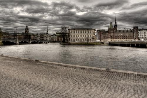 Strömsborg. Estocolmo.