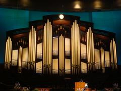 Organ Inside LDS Convention Center