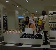 Forever XXI Ginza 201024 (RobertStockdill) Tags: retail tokyo foreverxxi
