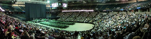 Panorama West Forsyth High School Graduation