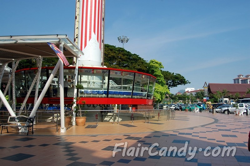 Melaka - Menara Taming Sari (10)