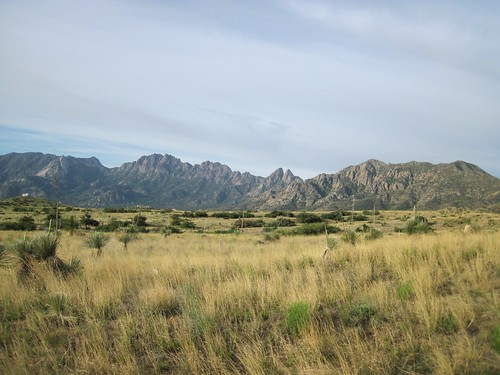 Sweeping View of the Organ Mountains