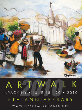 Art Walk Nyack Rivertown