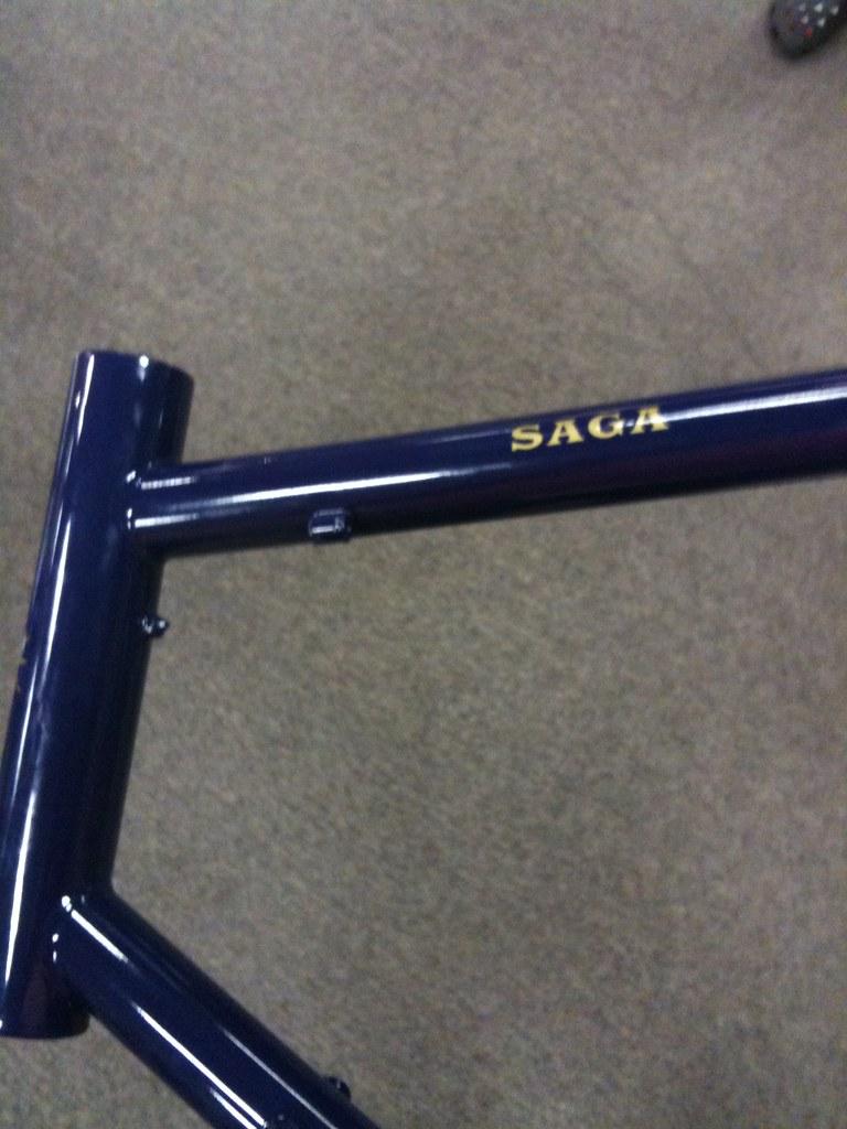 Soma Saga Frame