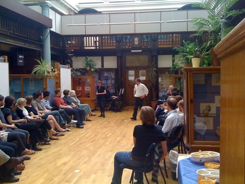 Bloomsday at the Anatomy Museum