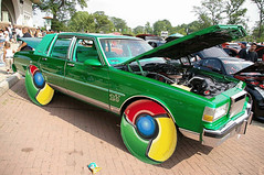 Google Chrome Ride