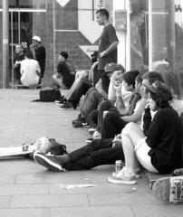 skaters (emilius) Tags: art performance artperformance
