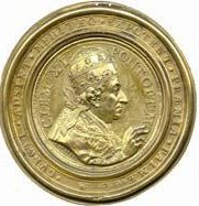 Bernhard Perger medal obverse
