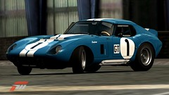 Shelby Daytona (jsayer) Tags: blue light blackandwhite white 3 black blur game car contrast race speed dark drive cool focus shiny exposure driving steering side fast calm racing forza shelby driver gt daytona lead brightness turning winning motorsport drifting drift whizz fm3 forzamotorsport gt1 inthelead