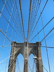 Brooklyn Bridge 2 (Xavier ()) Tags: newyorkcity ny brooklynbridge bigapple canons90