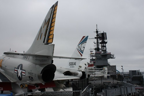 USS Midway 2010