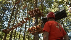 Grant's Getaways: Tree to Tree Adventure Park