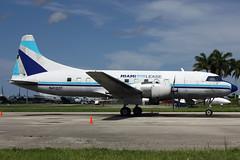 Miami Air Lease CV-440 N41527 (Justin Pistone) Tags: airport florida miami air opa 440 lease kopf opf convair hialeah cv440 opalocka locka n41527