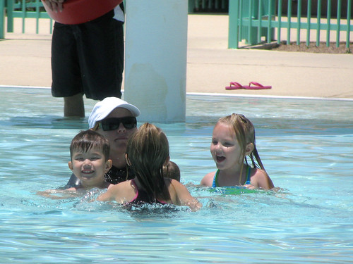 keegan swim lessons