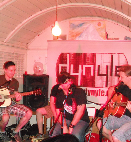 12.06.2010 - Dynyle unplugged
