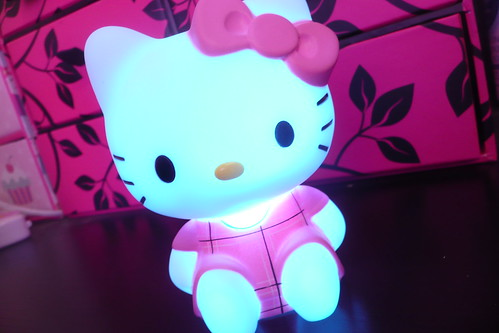 Hello Kitty Mood Light