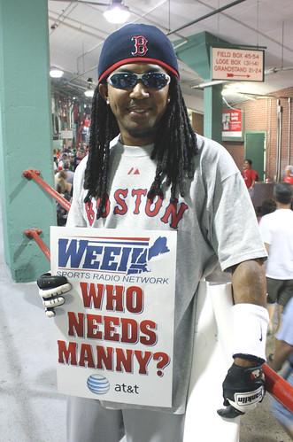 Who Needs Manny?