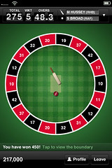 Roulette Cricket 1.1 release