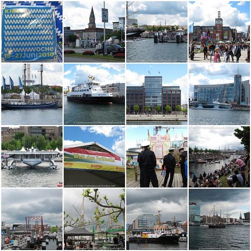 Impressionen von der Kieler Woche 2010