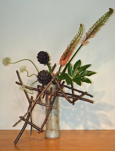 Sogetsu Ikebana Exhibition-Legacy of Mary Sugiyama