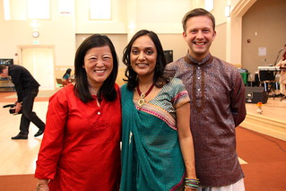 Lily & Sean with Nirali
