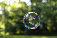 First Time Bubble