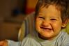 il digrigno (Camallo) Tags: baby gabi child bimbo gabriele muso faccia biondo figlio meraviglia gabibbo