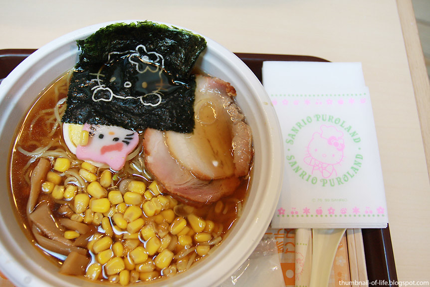 Hello Kitty Ramen