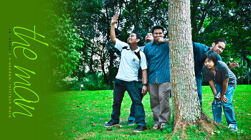 x-AIM 2003 KLCC Shoot