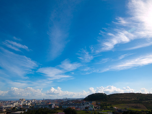 Simplemente nubes