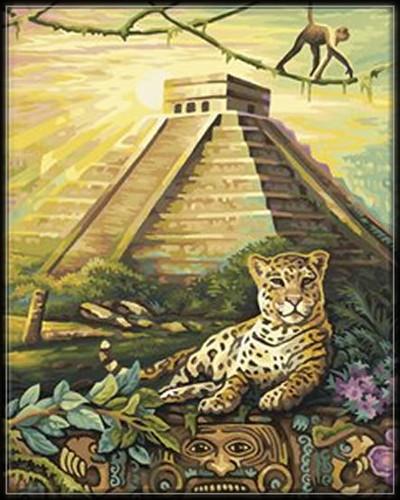 Cosmogonie Maya