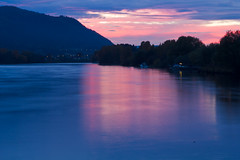 2010-10-13-Norway-Buskerud-Drammen-Solnedgang-1 (kmo010) Tags: norway solnedgang drammen buskerud