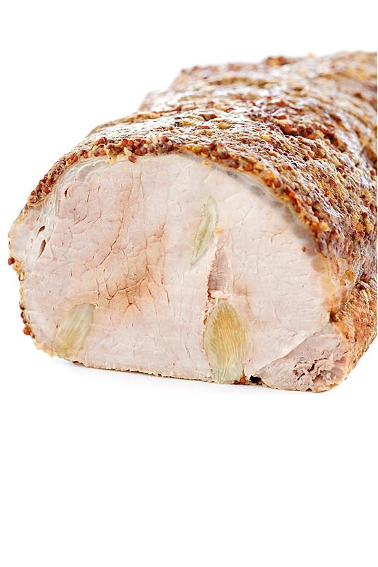 Home baked ham