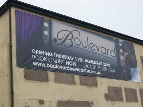 Boulevard Outdoor Banners