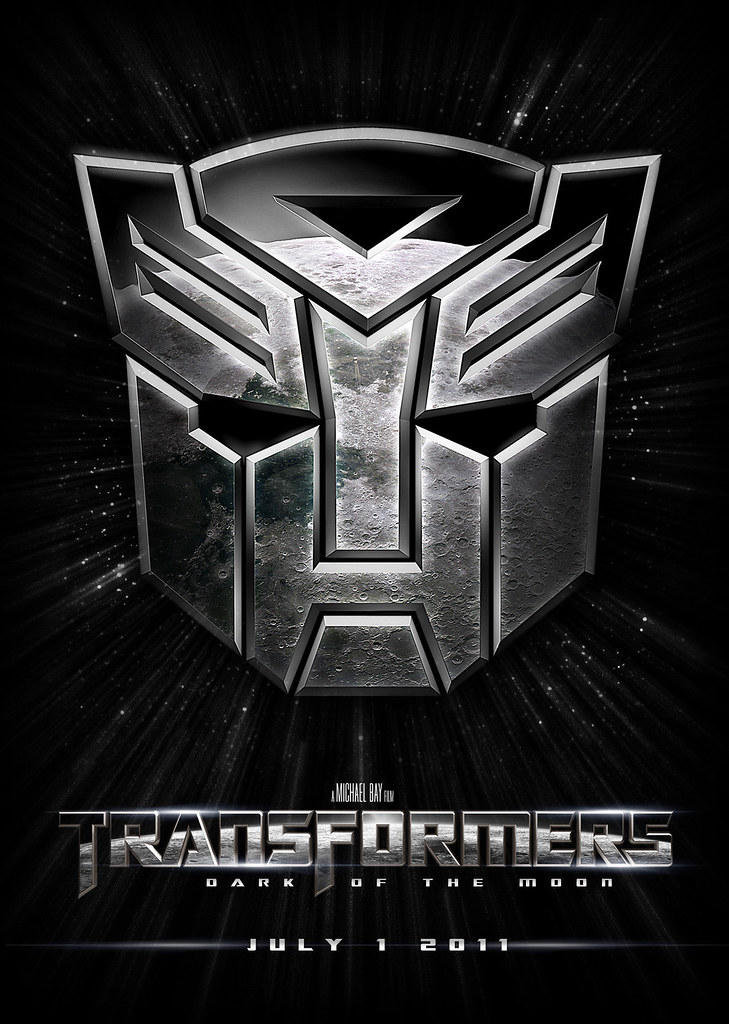 poster Transformers 3 Dark of the Moon Autobots