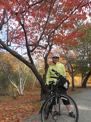 Urban AdvenTours - Emerald Necklace and Fall Foliage tour - 10.29.10 10AM