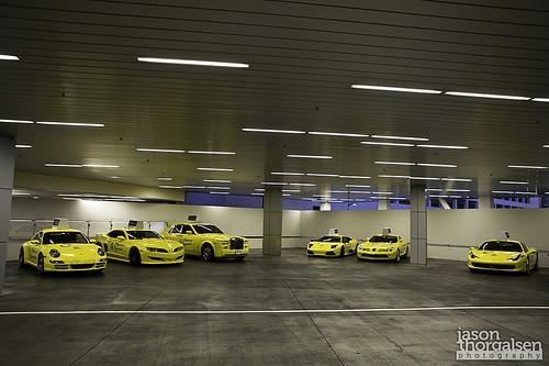 Top Gear Taxi Supercars 26